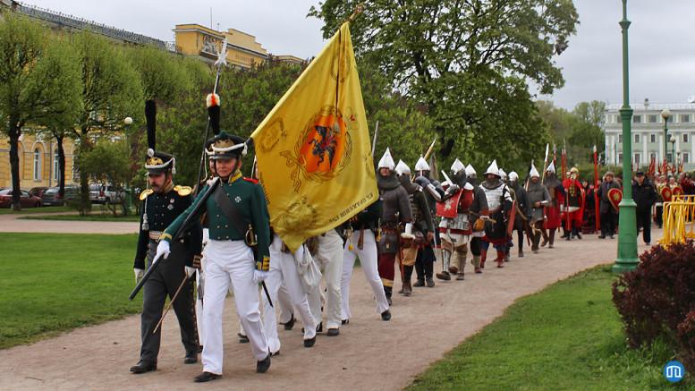 Суворовский марш