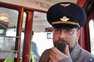 Ретро-трамвай