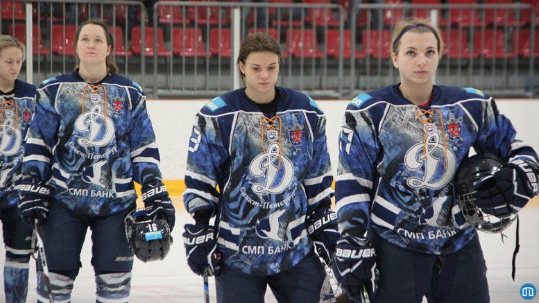 хоккеистки