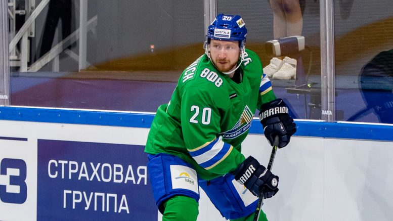 Илья Назаревич